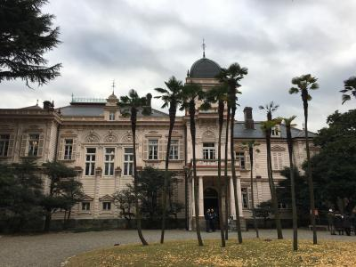 日本のすごさにびっくり日記 ~旧岩崎邸と北斎と~