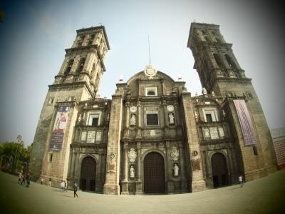 世界遺産の街 メキシコ・シティ 一人旅 #5