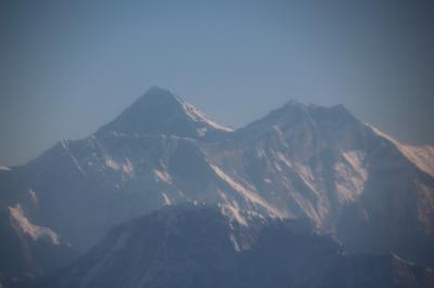 ネパール旅行⑦(エベレスト遊覧飛行)