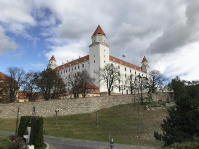 ハンガリー・スロバキア・オーストリア・チェコ周遊 PART2