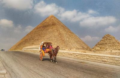 中年爺の孤独旅 エジプト・ハルガダ 驚いた噂