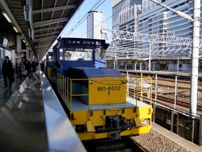 2017.12松阪出張旅行5終-フレックスホテルに宿泊,近鉄特急,名古屋駅でインシデントを起こした車両をかいまみる,帰京