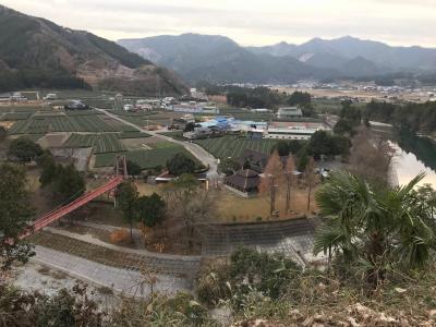 三重県道の駅巡り・珍布峠への旅1日目