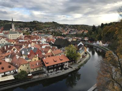 ハンガリー・スロバキア・オーストリア・チェコ周遊 PART4