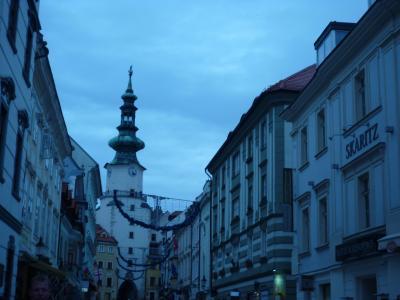 中央ヨーロッパ5ヶ国周遊8日間ツアー、スロバキアへ