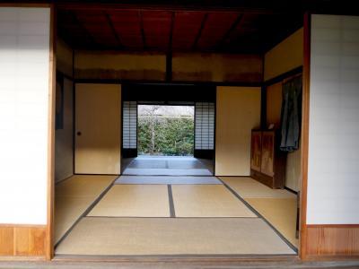 2017.12松阪出張旅行4-御城番屋敷,同心町界隈を歩く