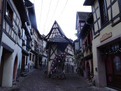 ParisとAlsace 6日間でも満喫旅!エギスアイムにも行きました Alsace編