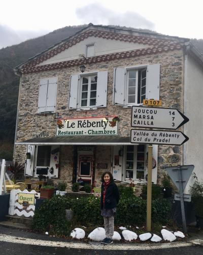 北スペインとピレネー山脈レンタカー旅、20日間 29  フランス