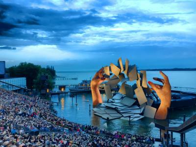 ブレゲンツ音楽祭2017をめざしてボーデン湖へ その2