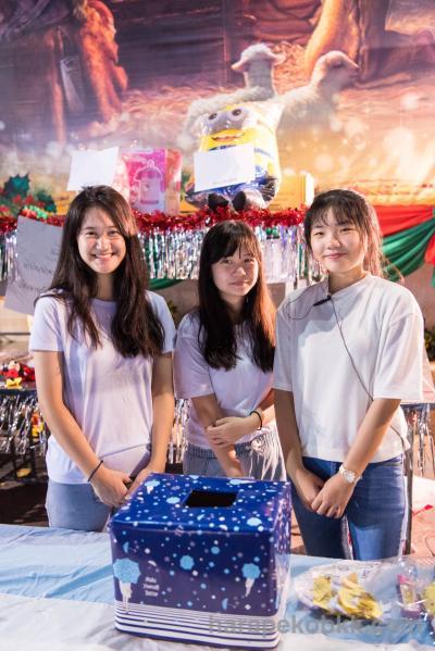 【バンコク】貴重な体験。アサンプション大聖堂のクリスマス・フェア2017