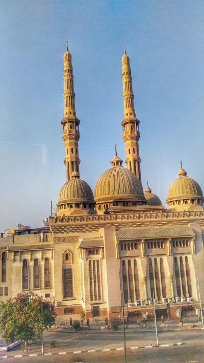 中年爺の孤独旅 エジプト・ハルガダ 反省と感謝
