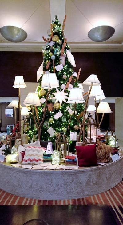 メリークリスマス♪名古屋マリオット・名古屋JRゲートタワーホテル・ウェスティンナゴヤキャッスル