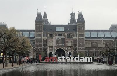 2017年10月・子連れオランダ旅行記⑤国立ミュージアム