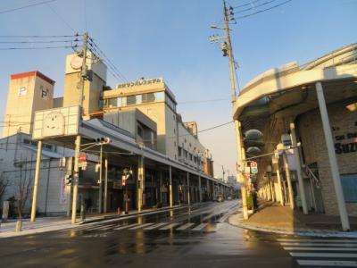 水沢サンパレスホテルに宿泊して水沢駅と一関駅を利用