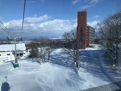 青森県 鯵ヶ沢 青森スプリングスキーリゾート