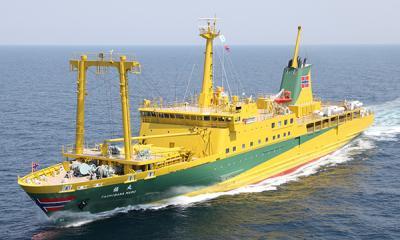 ザ.秘島!青ヶ島・その1 東海汽船「橘丸」乗船記 (東京~八丈島)。
