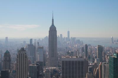 ニューヨーク6日間の旅 6 ☆最終日はロックフェラーセンターとトップ・オブ・ザ・ロック☆