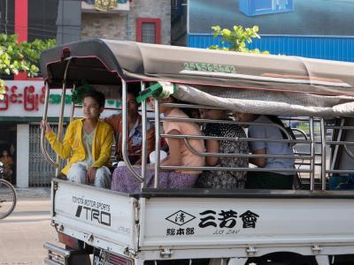 ミャンマー紀行(1) ヤンゴンをお試しビジネスクラスで訪ねる