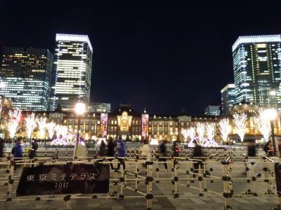 東京ミチテラス2017 会社帰りに寄り道してみました♪