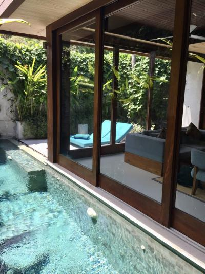 Bali 7日目 9/6【最終日:ホテルデイユース「マカ ヴィラス & スパ スミニャック」 (Maca Villas & Spa Day Use Package)】
