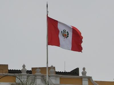 初めての南米、日系が多いペルー