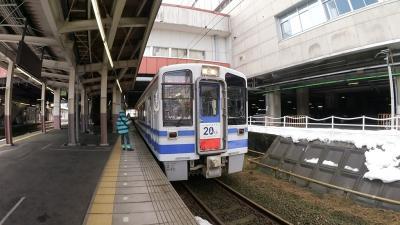 今度こそ新潟県のJR線を完乗しよう(笑)日帰りでガーラ湯沢と大糸線をやっつけろ。【第2部】