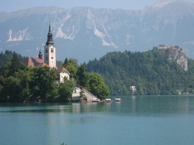 2009年7月、ギリシアからアルバニア、ついでにスロヴェニア⑤(リュブリャーナのバスで携帯電話を失くして大騒ぎ)