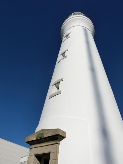 施設暮らしの義母を連れ、銚子から犬吠埼、成田へ。その2 銚子ポートタワー、君ヶ浜、犬吠埼とドライブ。