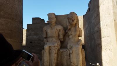 悠久の歴史に触れるエジプト・ナイル川クルーズ8日間~2日目 ルクソール東岸観光~