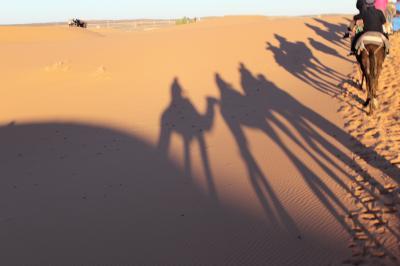 幻想の国エキゾチックモロッコ(5、6日目、アトラス山脈を越えて!)