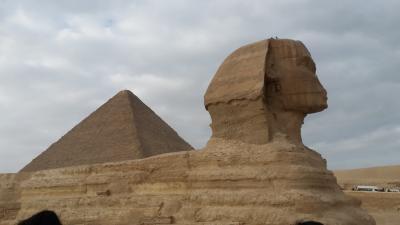 悠久の歴史に触れるエジプト・ナイル川クルーズ8日間~6日目 カイロ観光、ギザ観光~