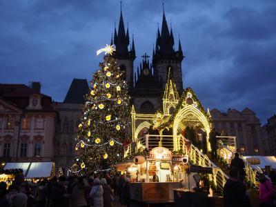 ドイツ・クリスマスマーケット最終章!⑥プラハへ・そして帰国へ