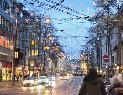 ドイツ 黒い森とアルザスのクリスマス【3】(シャフハウゼン/コンスタンツ/チューリッヒ)