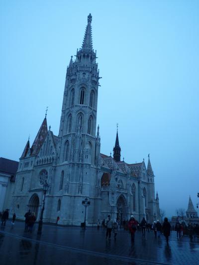 中央ヨーロッパ5ヶ国周遊8日間ツアー6日目ブダペスト観光