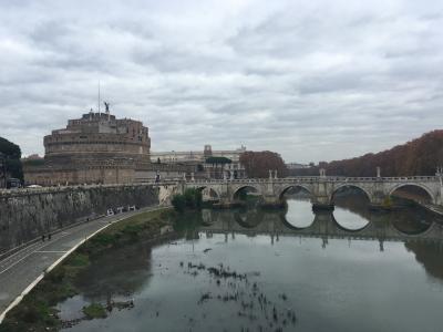 イタリア ジョジョ巡りとお買い物の旅4 スティッキーフィンガー!ローマ編その1