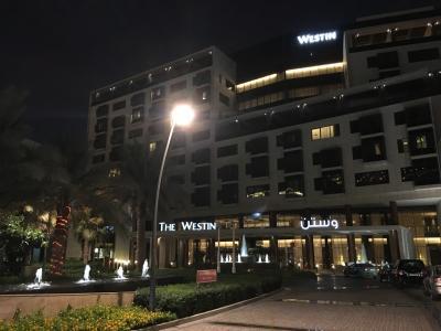 カタール航空(+ブルガリア航空)で行く3泊5日ブルガリア ④ドーハでトランジット泊 The Westin Doha Hotel and Spa滞在記