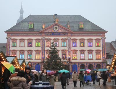 ドイツ 黒い森とアルザスのクリスマス【4】(フライブルク/トリベルク/ゲンゲンバッハ)