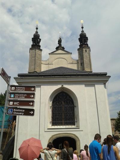 チェコ旅行 プラハとクトナー・ホラ(2)