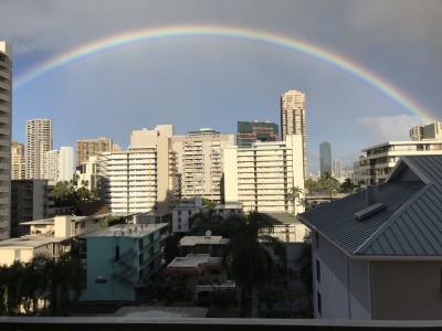 ハワイ33回目(2017年12月・ホノルル)