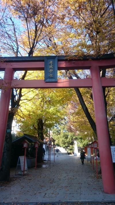 2017/12~2018/01  赤城神社・東京大神宮