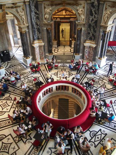 ハンガリーとウィーン列車旅(10)美術史博物館 そして帰国へ