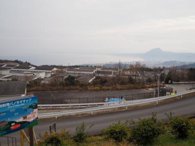 2017年12月 大分・別府観光(山田SA・別府湾SAに立ち寄りました。)