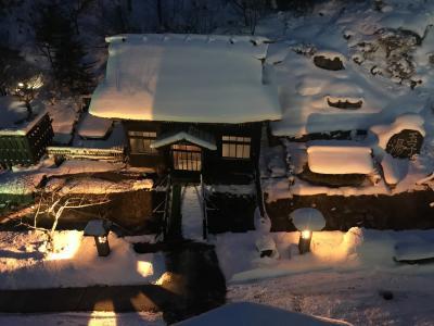 東北2泊3日旅行【2】高湯温泉、旅館玉子湯、羽生PA(上り)