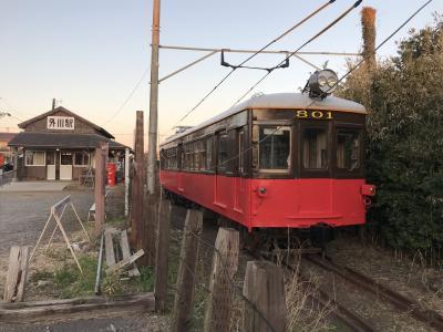 青春18切符の旅2017冬(関東2日間1日目):名古屋発。銚子電鉄観光