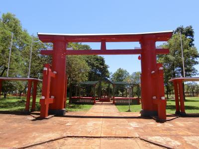 南米でも野球が盛んなイグアス村。日本人ゆかりの地。のどかなパラグアイ。