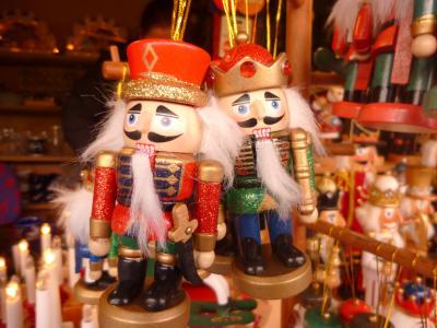 ドイツクリスマスマーケット巡り ローテンブルク