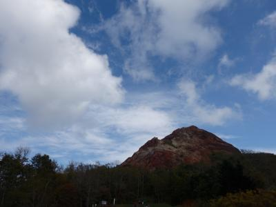 公共交通機関メインで北海道5泊6日~4日目 洞爺湖と有珠山・昭和新山