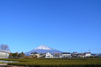 富士山女子駅伝を見て来ました 2017.12.30 =1.富士陸上競技場周辺を散歩=
