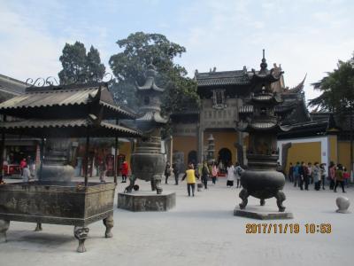 中国華北古寺巡礼 鎮江、揚州