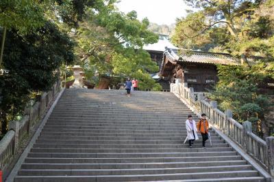 四国&岡山その1(こんぴらまいり)